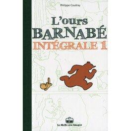 Couverture du livre : L'ours Barnabé - Intégrale, tome 1