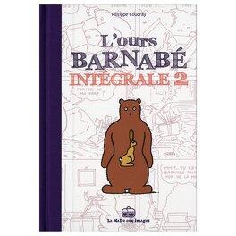 Couverture du livre : L'ours Barnabé - Intégrale, tome 2
