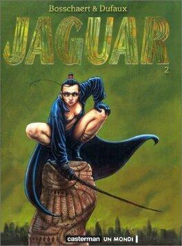 Couverture du livre : Jaguar, tome 2