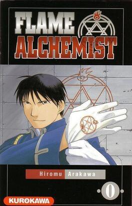 Couverture du livre : Fullmetal Alchemist, tome 0 : Flame Alchemist