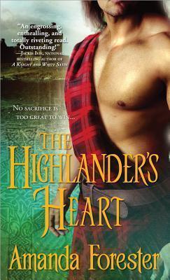 Couverture du livre : Highlander, Tome 2 : The Highlander's Heart