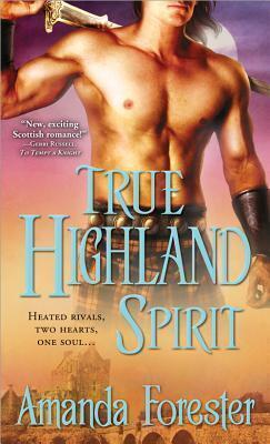 Couverture du livre : Highlander, Tome 3 : True Highland Spirit