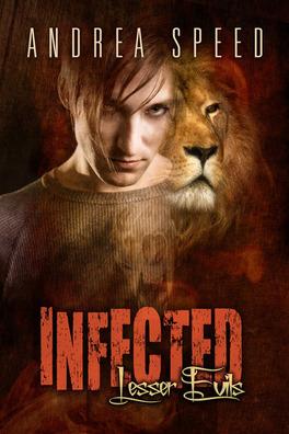 Couverture du livre : Infectés, Tome 6 : Lesser Evils