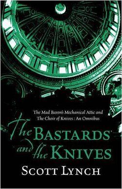 Couverture de Les Salauds Gentilhommes, Tome 0 : The Bastard and the Knives