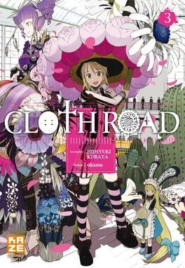 Couverture du livre : Cloth Road, Tome 3