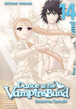 Couverture du livre : Dance in the Vampire Bund, tome 14