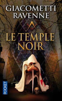 Couverture du livre : Le Temple noir