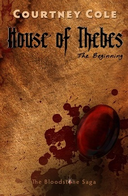 Couverture du livre : The Bloodstone Saga, Tome 0.5 : House of Thebes - The Beginning