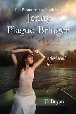 Couverture du livre : The Paranormals, Tome 4 : Jenny Plague-Bringer