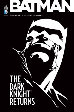 Couverture du livre : Batman - The Dark Knight Returns