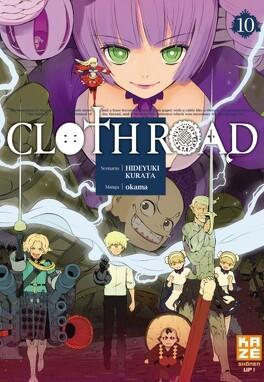 Couverture du livre : Cloth Road, Tome 10