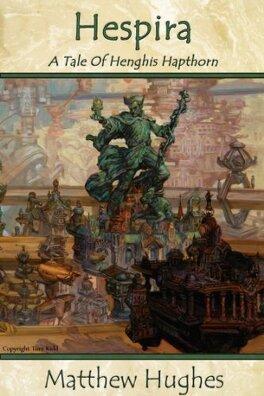 Couverture du livre : Hespira: A Tale of Henghis Hapthorn