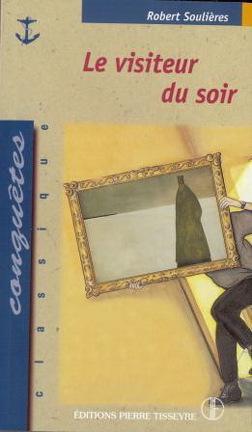 Couverture du livre : Le visiteur du soir
