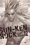couverture Sun-Ken Rock, Tome 12