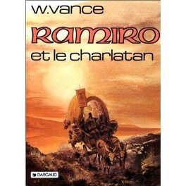 Couverture du livre : Ramiro, tome 2 : Ramiro et le charlatan