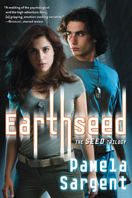 Couverture du livre : Seed, Tome 1 : Earthseed