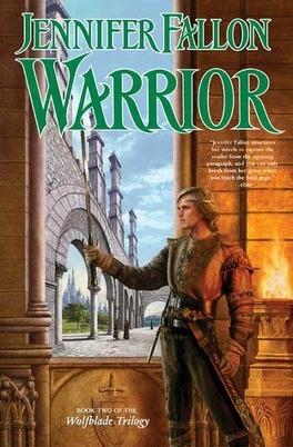 Couverture du livre : Wolfblade Trilogy, Tome 2 : Warrior