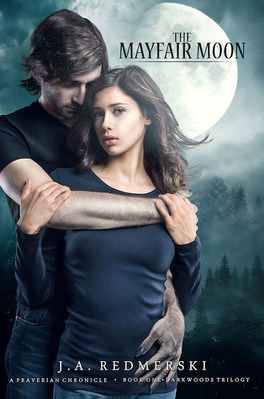 Couverture du livre : The Darkwoods Trilogy, Tome 1 : The Mayfair Moon