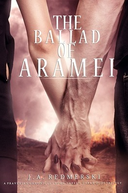 Couverture du livre : The Darkwoods Trilogy, Tome 3 : The Ballad of Aramei