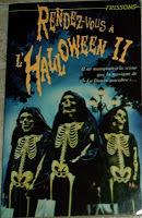 Couverture du livre : Rendez-vous à l'Halloween, tome 2