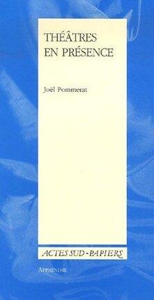 Couverture du livre : Théâtres en présence