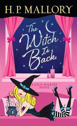 Couverture du livre : Jolie Wilkins, Tome 4 : The Witch Is Back