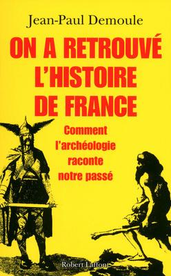 Couverture de On a retrouvé l'histoire de France