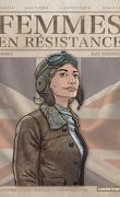 Femmes en résistance, Numéro 1 : Amy Johnson