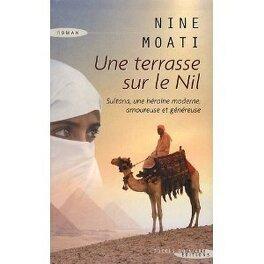 Couverture du livre : Une terrasse sur le Nil