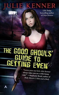 Couverture du livre : Beth Frasier, Tome 1 : The Good Ghouls' Guide to Getting Even