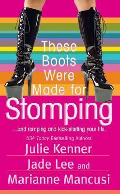 Couverture de Superhero Central, Tome 5 : These Boots Were Made for Stomping