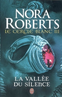 Couverture du livre : Le cercle blanc, Tome 3 : La vallée du silence