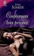 Conférences très privées