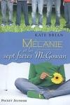 couverture Mélanie et les sept frères McGowan