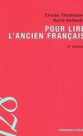 Pour lire l'ancien français