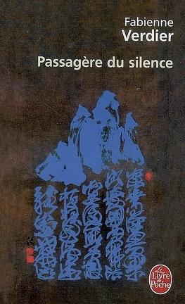 Couverture du livre : Passagère du silence