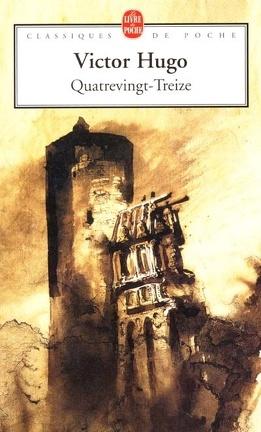 Couverture du livre : Quatrevingt-treize