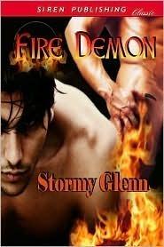Couverture du livre : Elemental Demons, Tome 1 : Fire Demon