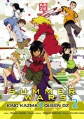 Summer Wars - Kazuma VS Queen oz, tome 2