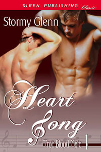 Couverture du livre : True Blood Mate, Tome 1 : Heart Song