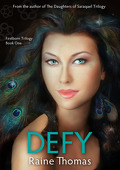 Firstborn, Tome 1 : Defy