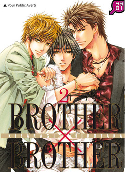 Couverture de Brother X Brother, Tome 2