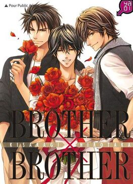 Couverture du livre : Brother X Brother, Tome 5