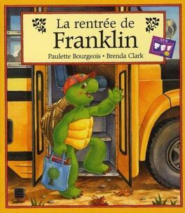 Couverture du livre : La rentrée de Franklin
