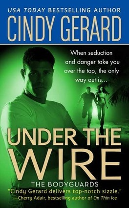Couverture du livre : Bodyguard, Tome 5 : Under the Wire