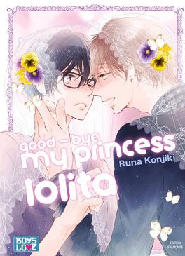 Couverture du livre : Good-by my princess lolita