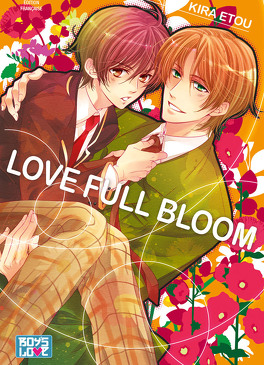 Couverture du livre : Love Full Bloom
