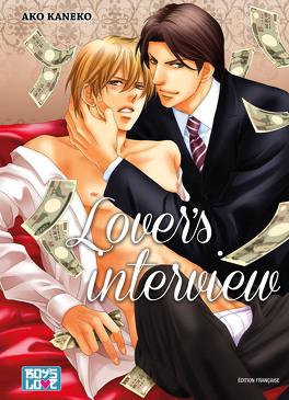 Couverture du livre : Lover's Interview