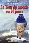 couverture Le Tour du monde en 20 jours