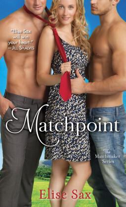 Couverture du livre : The Matchmaker, Tome 2 : Matchpoint